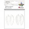 Dekoracje gipsowe - Skrzydła anielskie, białe (441429)