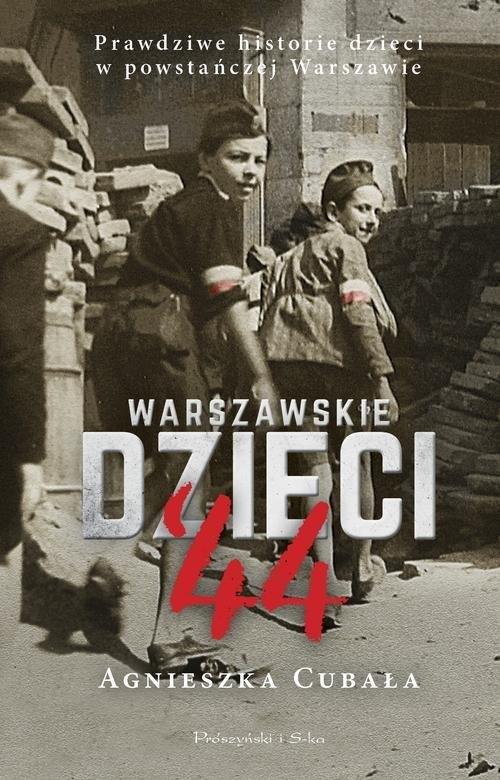 Warszawskie dzieci`44. Cubała Agnieszka