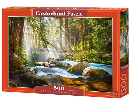 Puzzle Forest Stream of Light 500 (B-52875)
