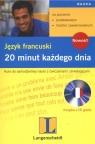 Język francuski 20 minut każdego dnia + CD