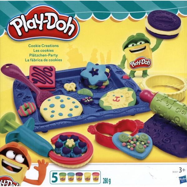 HASBRO PlayDoh Słodkie ciasteczka (B0307)