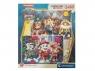 Clementoni, Puzzle SuperColor 2x60: Psi Patrol (24787)