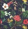 Karnet  kwadrat kwiat AF 03
