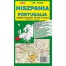 Hiszpania i Portugalia mapa samochodowo-turystyczna