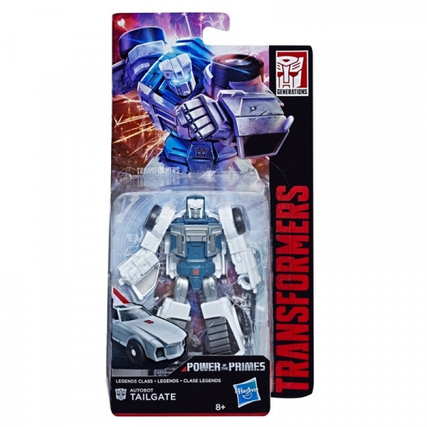 Transformers PRIMES LEGENDS AUTOBOT TAILGATE (E0602/E1159)
