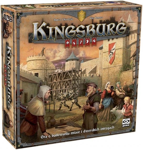 Gra Kingsburg (edycja polska) (05876)