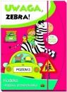 Uwaga zebra! Kodeks drogowy przedszkolaka. Poziom 2 Elżbieta Lekan