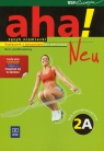Aha! Neu 2A Podręcznik z ćwiczeniami z płytą CD Kurs podstawowy