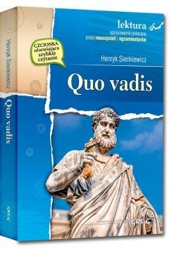 Quo vadis Henryk Sienkiewicz