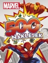 Marvel 500 naklejek