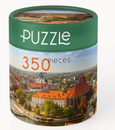 Puzzle 350 Polskie miasta - Wrocław