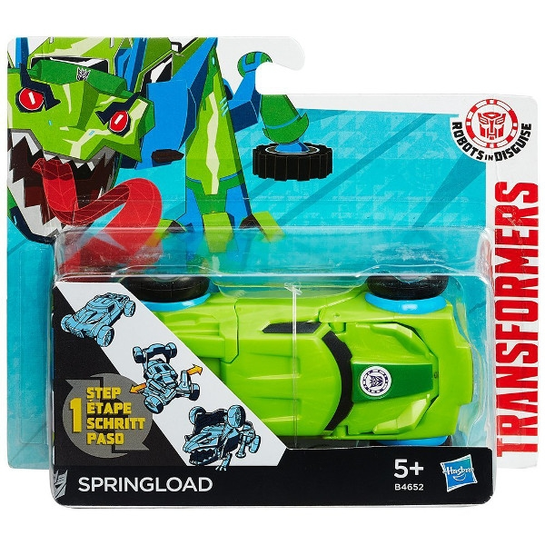 HASBRO TRA Ride One Step Chang Springloa (B0068/B4652)