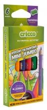 Kredki ołówkowe mini Jumbo (CR328K6)