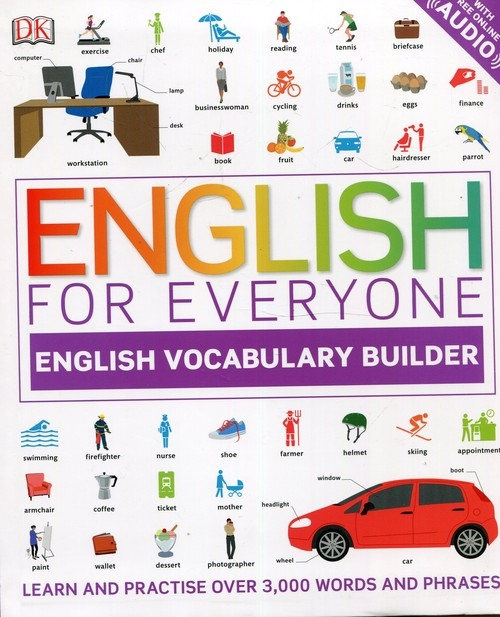 English for Everyone English Vocabulary Builder Booth Thomas