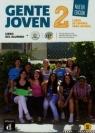 Gente Joven 2 Podręcznik + CD A1-A2 Arija Encina Alonso, Salles Matilde Martinez, Baulenas Neus Sans