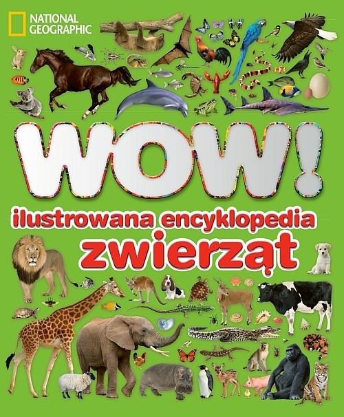 WOW! Ilustrowana encyklopedia zwierząt Walker Richard