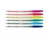Długopisy Fluo 6 kolorów