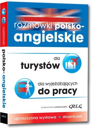 Rozmówki polsko-angielskie Małgorzata Brożyna