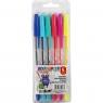 Długopisy Fluo, 6 kolorów (68926)