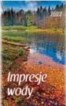Kalendarz 2022 Ścienny Impresje wody ARTSEZON