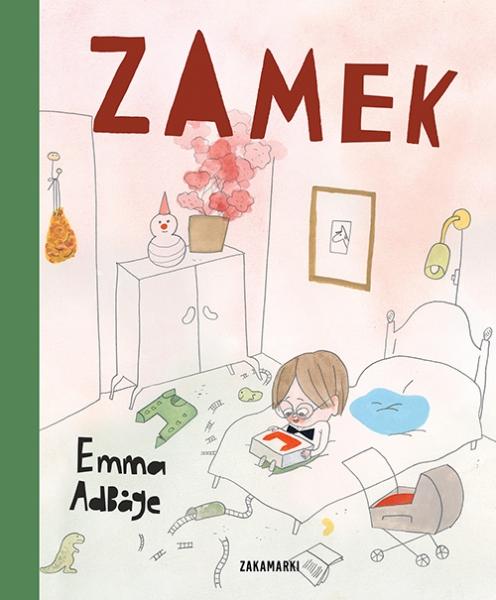 Zamek Adbåge Emma