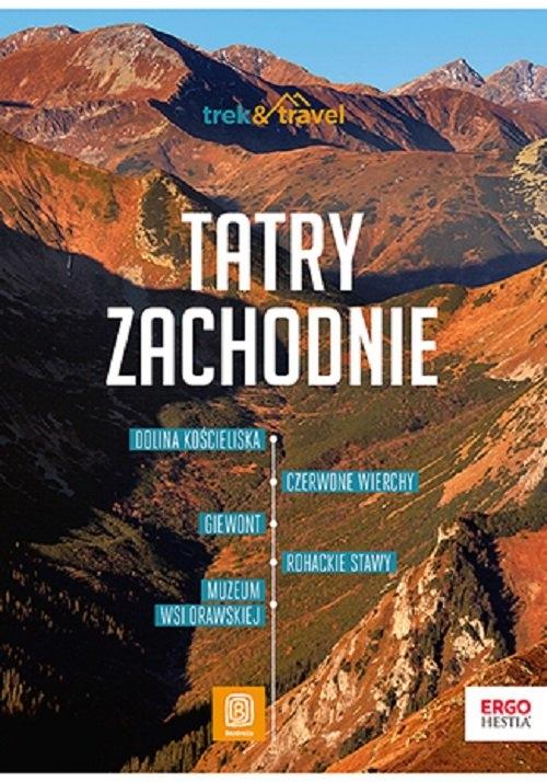Tatry Zachodnie trek&travel Krzeptowski-Sabała Jan