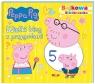 Peppa Pig. Bajkowa biblioteczka. Wielki bieg z przygodami
