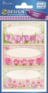 Naklejki z kwiatami (54487)