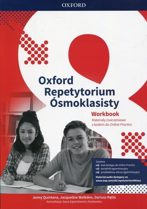 Oxford Repetytorium Ósmoklasisty Workbook with Online Practice (Uszkodzona okładka)