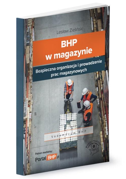 BHP w magazynie Zieliński Lesław