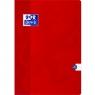 Zeszyt Oxford Esse A5/60k, kratka - czerwony (400136900)