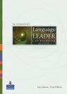 Language Leader Pre-Intermediate Coursebook + CD