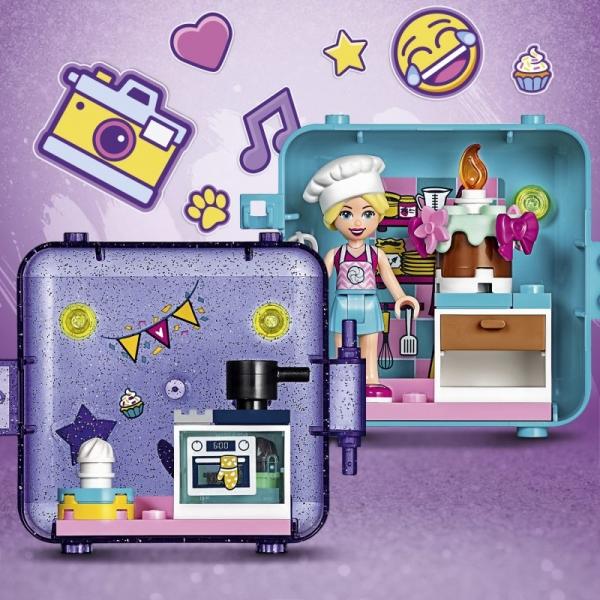 LEGO Friends: Kostka do zabawy Stephanie (41401)