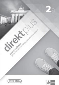 Direkt plus 2a zeszyt ćwiczeń + DVD + kod online praca zbiorowa