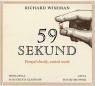 59 sekund  (Audiobook) Wiseman Richard