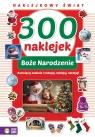 300 naklejek na Boże Narodzenie. Naklejkowy świat