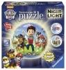 Puzzle Psi Patrol kuliste Lampka 72 (121878)