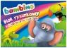 Blok rysunkowy A4 kolorowy Bambino 40097