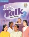 Let's Talk 2nd ed 3 SB w/CD