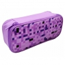 Piórnik Happy Color Pixi, prostokątny, fioletowy (HA 2213 4610-PI2)