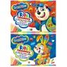 Blok rysunkowy Bambino A4/16k - kolorowy (STM-02878)