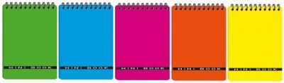 Kołonotes Kraft  kolor A6 60k #