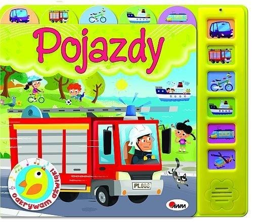 Odkrywam dźwięki Pojazdy Kwiecińska Mirosława