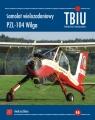 Samolot wielozadaniowy PZL-104 Wilga Technika Broń i Umundurowanie nr 10 Glass Andrzej