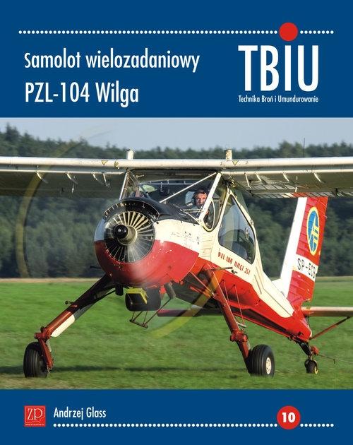 Samolot wielozadaniowy PZL-104 Wilga Glass Andrzej