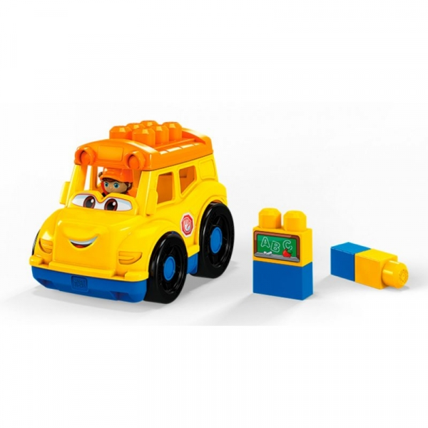Pojazd Mix - Szkolny autobus (GCX10)