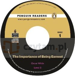 Pen. Importance of Being Earnest Bk/CD 2 NEW OOP Oscar Wilde