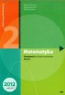 Matematyka 2. Podręcznik dla liceum i techinkum. Klasa 2. Zakres podstawowy