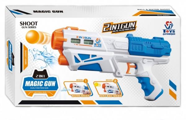 Pistolet na piłeczki i wodę (002892)