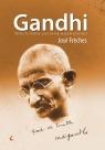 Gandhi Niech Indie zostaną wyzwolone Freches Jose